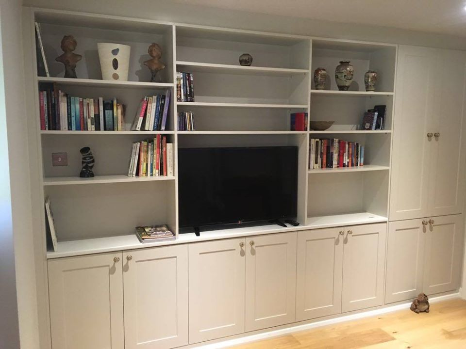 TV Unit/Bookshelf